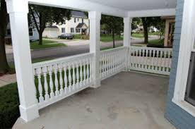 Decorative Column Wraps Install Column Wraps For A Stylish Front Porch Extreme How To