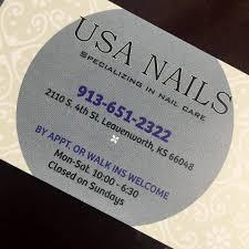 usa nails home facebook