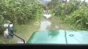 travel with sehan my jeep 4dr5 in action water crossing