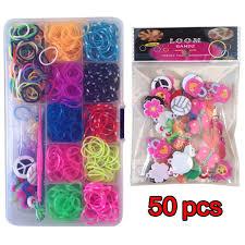 bracelet maker with rubber bands images Loom bands box super cheap charm bracelet colorful loom band kit jpg