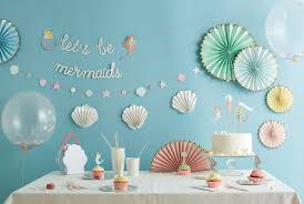 mermaid party supplies mermaid cupcake kit party supplies mermaid party cupcake