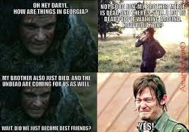 Daryl Dixon Memes - game of thrones vs walking dead memes page 8 of 20