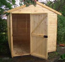 Building A Backyard Shed by Build Your Own Set Of Replacement Wooden Shed Doors Using Shed