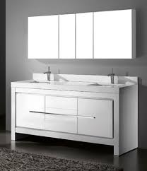 Beautiful Modern White Bathroom Vanities H On Decor - White vanities for bathrooms
