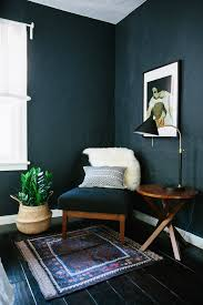 why dark walls work in small spaces design sponge what color