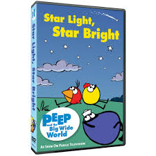 peep and the big wide world star light star bright dvd shop