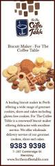 Wholesale Gourmet Cookies For The Coffee Table Biscuits 7 357 Cambridge St Wembley