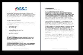 Simple Business Model Template Done For You Customer Service Retention Templates Dfytemplates Com