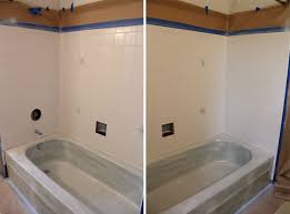 Best Way To Refinish Bathtub To Spray Or Not To Spray A Bathtub That Is The Caldwell Project