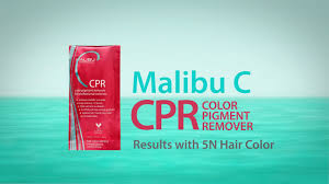 malibu c cpr color pigment reducer videos on demand malibu academy