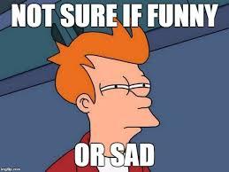 Funny Sad Meme - not sure if funny or sad imgflip