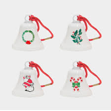 holiday ornament bells 3pack bevin bros
