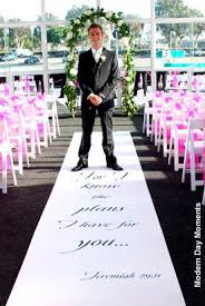 personalized aisle runner wedding aisle runners affordable personalized real fabric runners