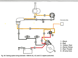 volvo penta ignition switch wiring diagram 28 images 5 7
