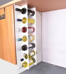 kitchen unit wine rack ebay