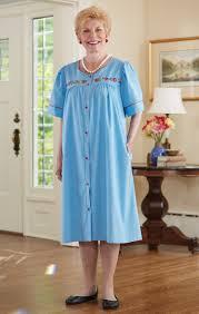 clothing for elderly chambray duster buck buck