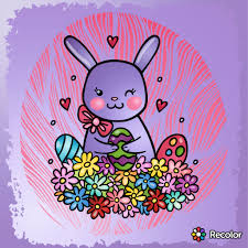 my easter bunny my easter bunny coloring coloring 4 grownups