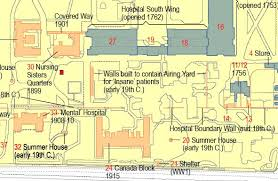 St James Palace Floor Plan Index Of Lunatic Asylums And Mental Hospitals