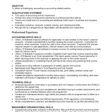 sample resume for accounts payable specialist fred resumes