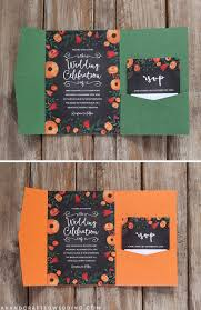 free whimsical wedding invitation template mountain modern life