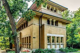 Frank Lloyd Wright Prairie Style by Frank Lloyd Wright U0027s Isidore Heller House Returns Asking 2 425m