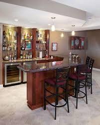 ninesto5 basement bar reveal pretty spaces pinterest