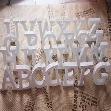 wooden letters art deco style home décor plaques u0026 signs ebay