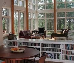 Shelf Room Divider Reading Room Dividers 13 Creative Bookshelf Designs Urbanist