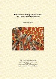 effect of honey on serum cholesterol and lipid values pdf