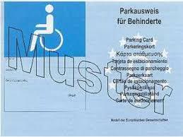 Parken In Bad Homburg Parkausweis Für Schwerbehinderte Menschen Beantragen Bad Homburg