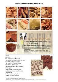 cuisine de noel 2014 menu noël 2014 les menus de la cuisine de mémé moniq nous publions