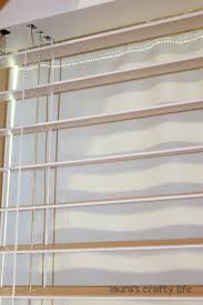 Curtain Suspension Rod Tension Rod Blackout Curtains Laura U0027s Crafty Life