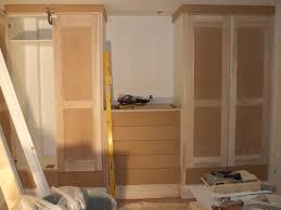 built in bedroom cabinets plans wood shelf design woodwork wood