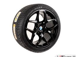 bmw staggered wheels and tires genuine bmw 36112161573 21 spoke style 215