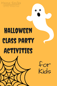 easy halloween class party ideas for kids simple and fun