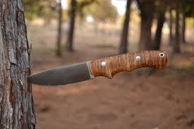 review bark river trakker companion bushcraft survival knife