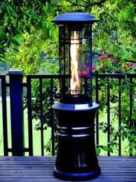 Garden Radiance Patio Heater by Gardensun 40 000 Btu Stainless Steel Pyramid Flame Propane Gas
