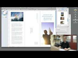 design flyer mac using apples pages for brochure cr on how to create a flyer mac okl