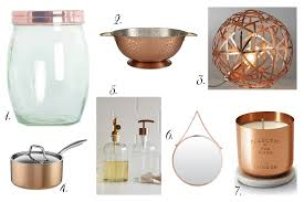 tin home decor copper tin can desk organizer via mmphobby home decor shop exclusive