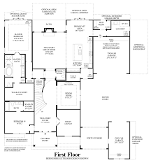 southlake meadows the venetian home design 1st floor floor plan