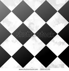 ceramic tiles black white floor grunge stock vector 289142195