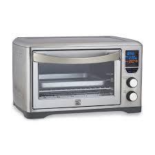 Farberware Toaster Oven 103738 Chefu0027s Convection Countertop Oven Oster 6slice Digital