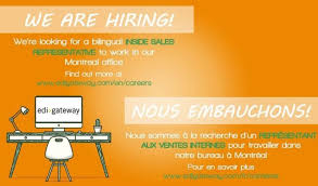 bureau plus montreal barr sales and marketing manager edi gateway linkedin
