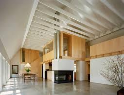 Modern Barn House Floor Plans Modern Barn Specht Harpman Archdaily