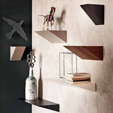 Wooden Wall Shelf Designs by 60 Best Wall Play Images On Pinterest Wall Decor Modern Mirrors
