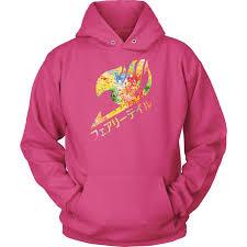 fairy tail fairy tail logo unisex hoodie t shirt tl00852ho