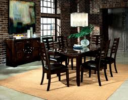 standard furniture bella 7 piece dining set u0026 reviews wayfair