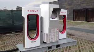 tesla charging inc tsla charging station mismatches evgo high power fast