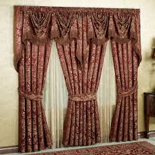 nice simple grey elegant curtains that can be applied inside