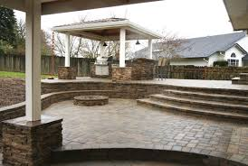 paver patio price brick patio ideas for your dream house homestylediary com